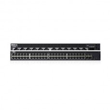 X1052 Smart Web Managed Switch 48x 1GbE and 4x 10GbE SFP+ ports