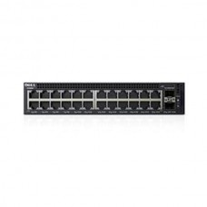 X1026P Smart Web Managed Switch 4x 1GbE PoE (up to 12x PoE+) and 2x 1GbE SFP ports