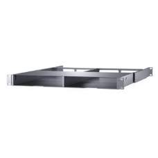 Dell Networking Tandem Switch Tray, holds 2x of X1018, X1026, X1026P, X4012 in one Rack U, 4-post rack only