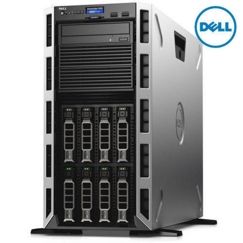 Dell™ PowerEdge™ T330 Server (Chassis with up to 8 x 3 5 Hot Plug Hard  Drives)
