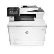 Consumer All in One Color LaserJet (A4) (9)