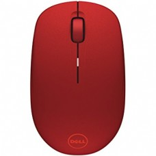 Kit - WM126 Dell Optical Wireless Mouse - Red - S&P