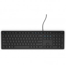 Kit - Dell Multimedia Keyboard (English) - KB216 - Black - S&P