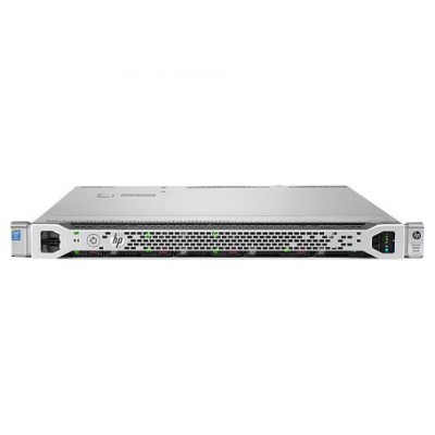 HP ProLiant DL360 Gen9 Intel Xeon  E5-2609v4 1.7GHz/8 Core 8GB-R  DVD RW P440ar/2G 8SFF Ethernet 1Gb 4-port 331i 500W PS Server w Rail kit