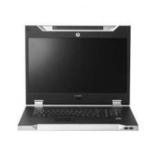 HP LCD 8500 1U Rackmount KVM Console