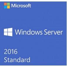 Windows Server 2016 Standard Ed, Additional Lic,ROK,16CORE