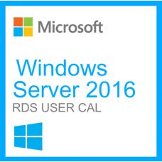5-pack of Windows Server 2016 Remote Desktop Services,USER